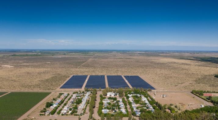 Cinco curiosidades del Parque Solar más grande de Mendoza ...