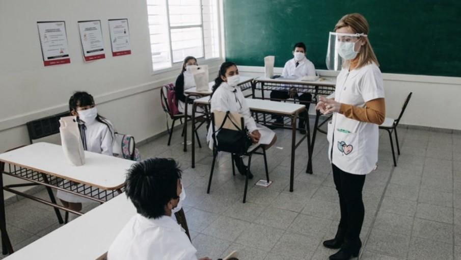 Continúan las inversiones para refaccionar a más establecimientos educativos en San Luis