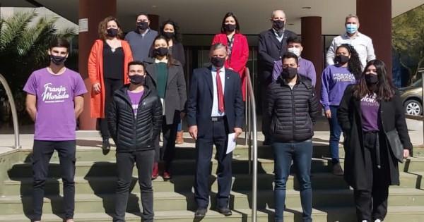 Quieren aplicar la #FichaLimpia en las elecciones universitarias