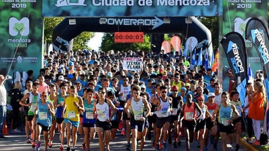 """El impacto económico que tendría Mendoza como """"tierra de runners"""""""