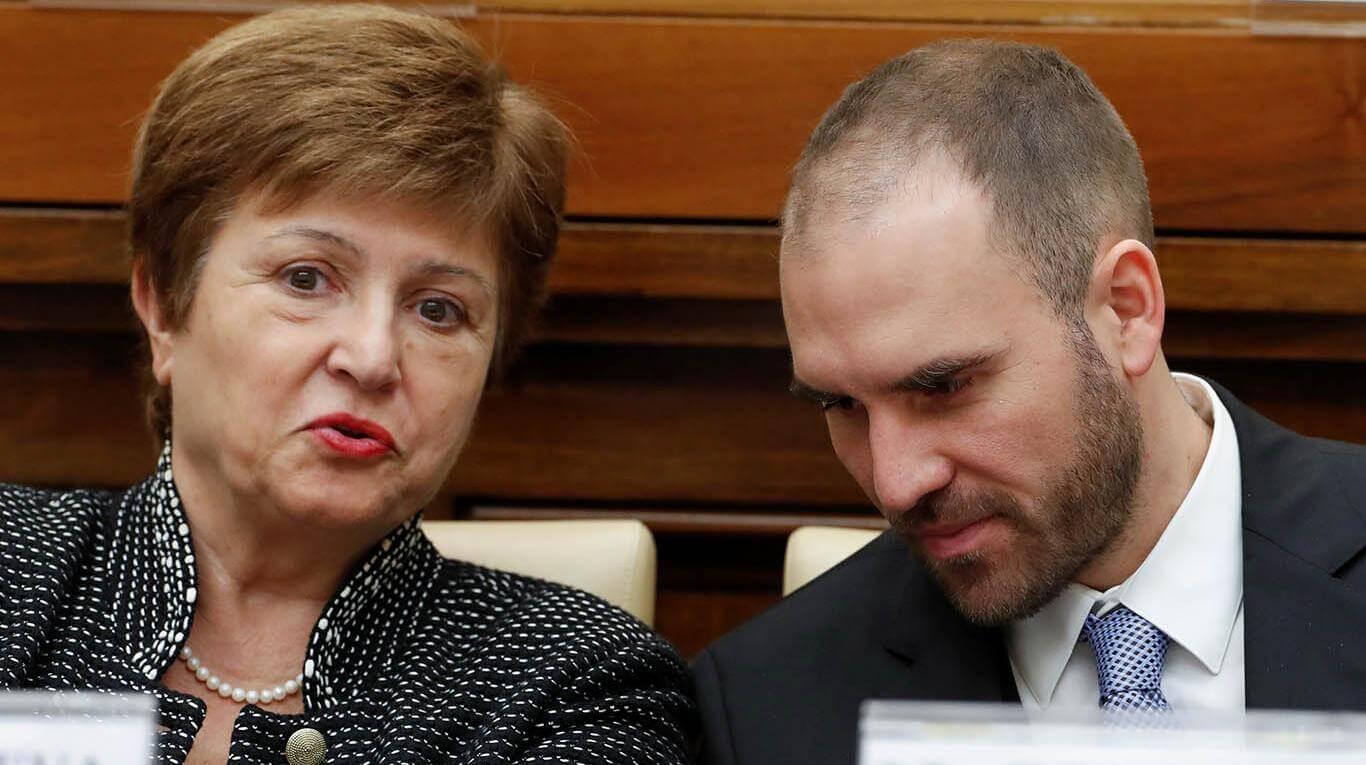 Georgieva volvió a comprometer su apoyo a la labor de Guzmán - Noticias de  Mendoza - Memo